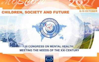 III Congress on Mental Health: 8-10October, 2021